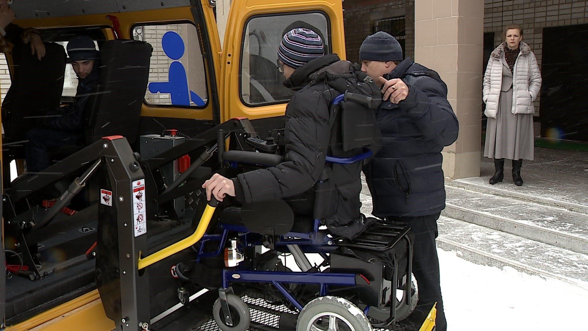 Перевозка людей с нарушениями опорно-двигательного аппарата 2