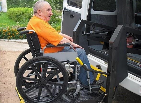 Перевозка людей с нарушениями опорно-двигательного аппарата 3