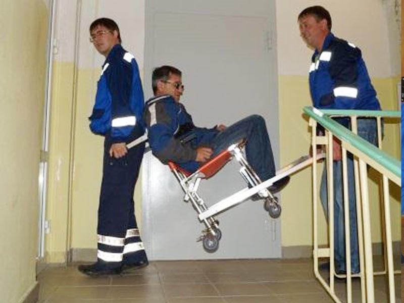 Спуск и подъем инвалидов2