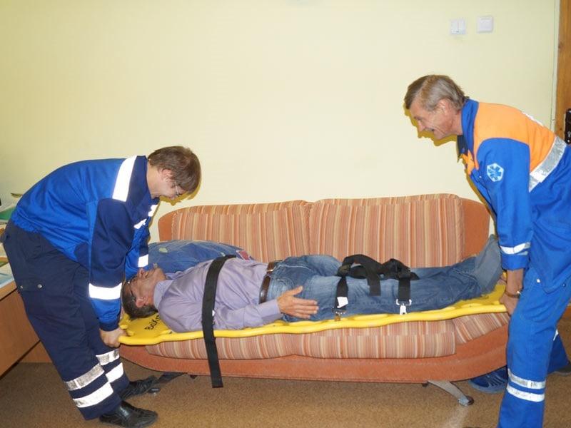 Спуск и подъем инвалидов3